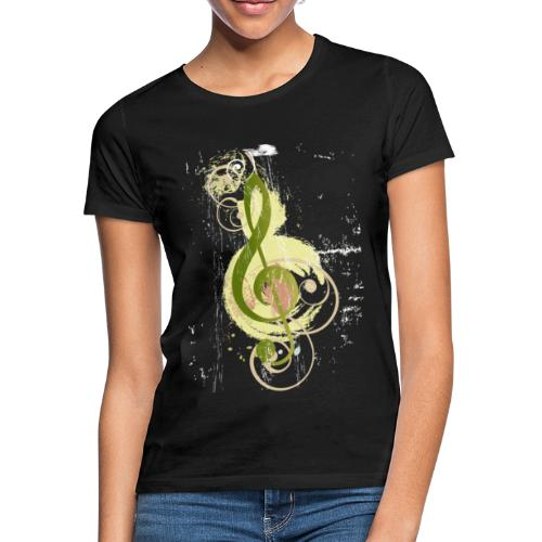 grunge2 - Frauen T-Shirt