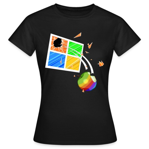 Windows_Mac - Women's T-Shirt