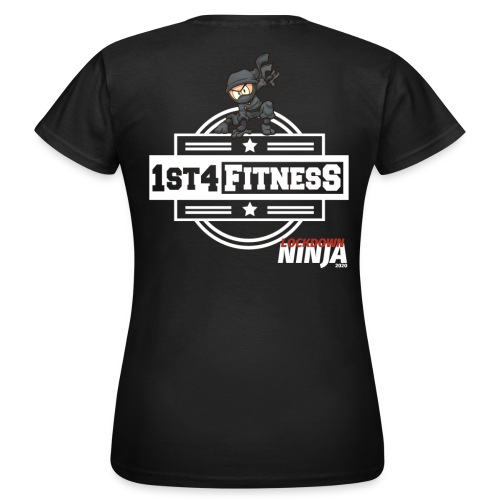 LOCKDOWN NINJA - Women's T-Shirt