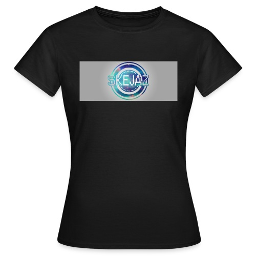LOGO WITH BACKGROUND - Women's T-Shirt