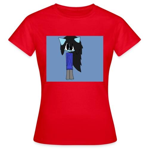 my cartoon self - Women's T-Shirt