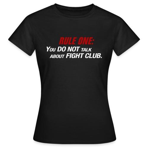 Fight Club - Women's T-Shirt