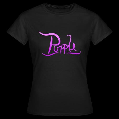 PurpleDesigns - Women's T-Shirt