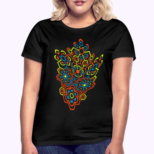 LectroMaze Warped - Maglietta da donna
