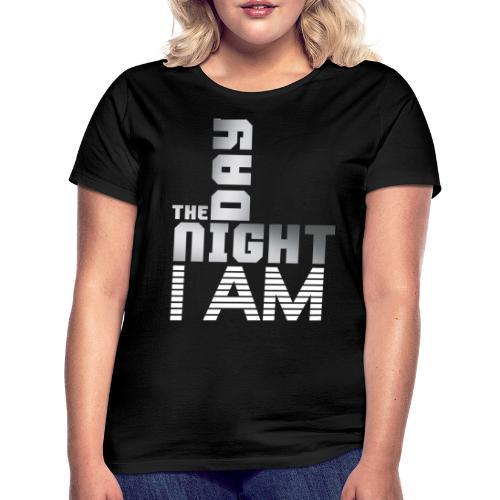 DAY NIGHT by Florian VIRIOT - T-shirt Femme