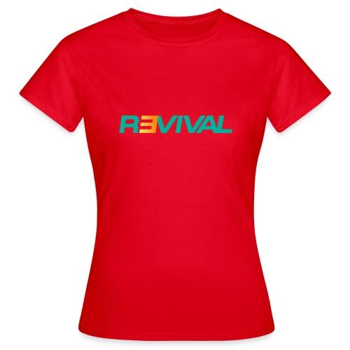 revival - Women's T-Shirt