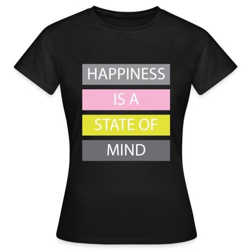 Happiness - Women's T-Shirt