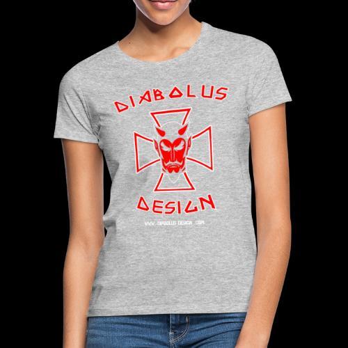 Diabolus Design Cross - Women's T-Shirt