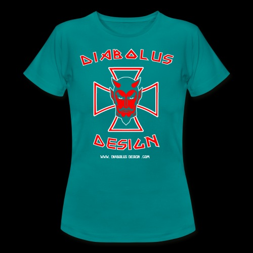 Diabolus Design Cross - Women's T-Shirt