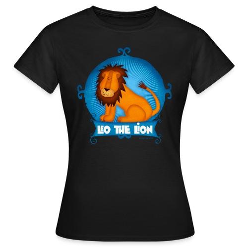Leo The Lion - Women's T-Shirt