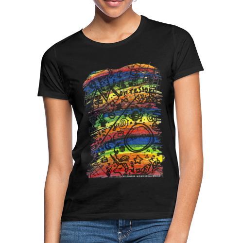Cosmic Montessori - Naisten t-paita