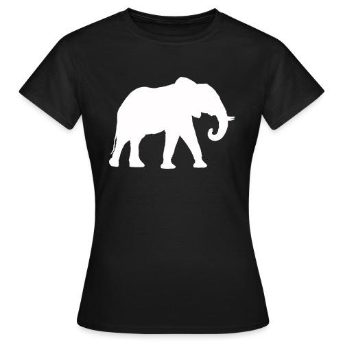 Larry Fitzpatrick X Proboscidea - Frauen T-Shirt