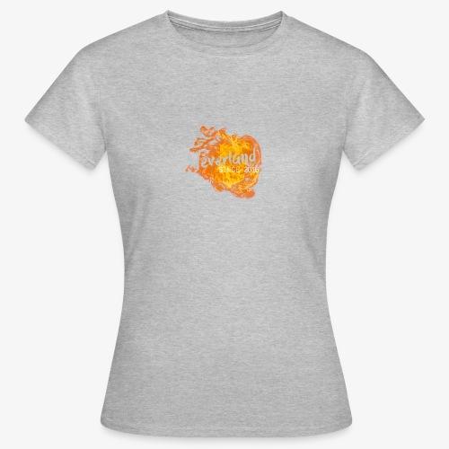 NeverLand Fire - Vrouwen T-shirt