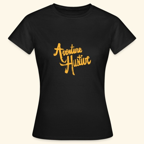 AventureHUstive - T-shirt Femme
