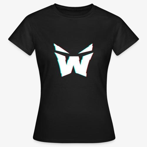 MAN'S VORTEX DESIGN - Women's T-Shirt