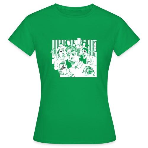 Cheap Labour Album Cover - T-shirt dam