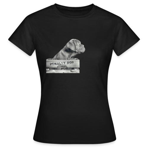 Penalty Box - Dame-T-shirt