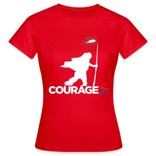 Walk With Courage