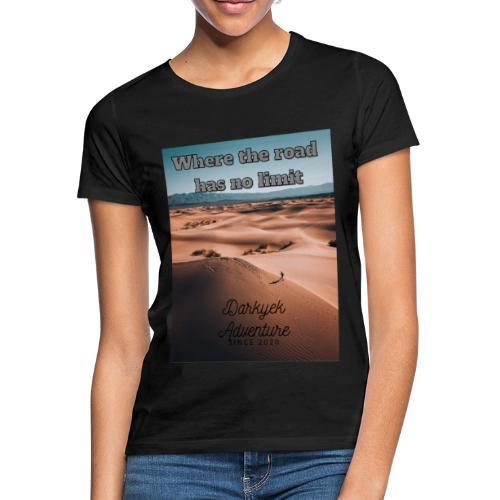 Darkyek Adventure 3.0 G - Camiseta mujer