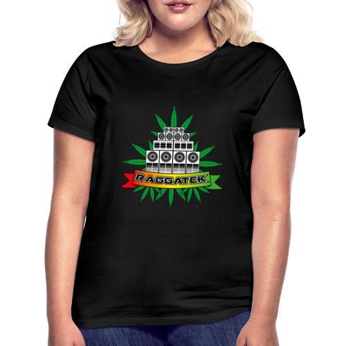 Raggatek Sound System - Women's T-Shirt