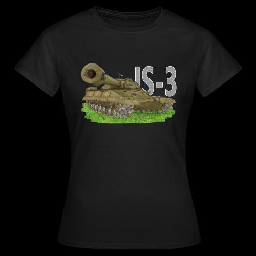 IS-3 (Writing) - Maglietta da donna