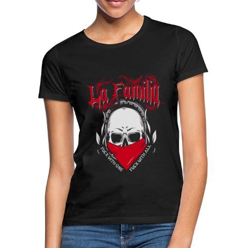 La Familia Partnerlook Design für Eltern und Kinde - Frauen T-Shirt