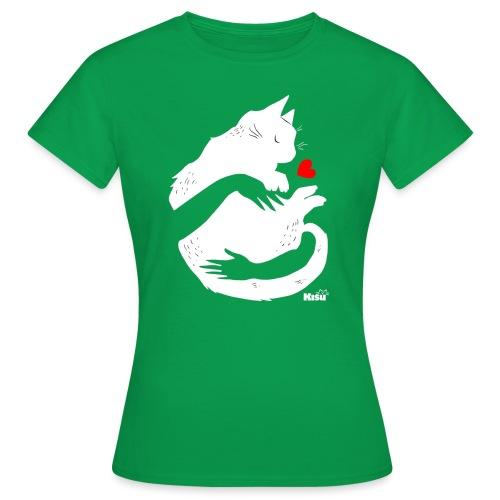 Halaus valkoinen - Naisten t-paita