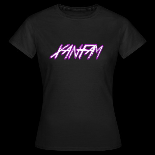 XANFAM (FREE LOGO) - Frauen T-Shirt