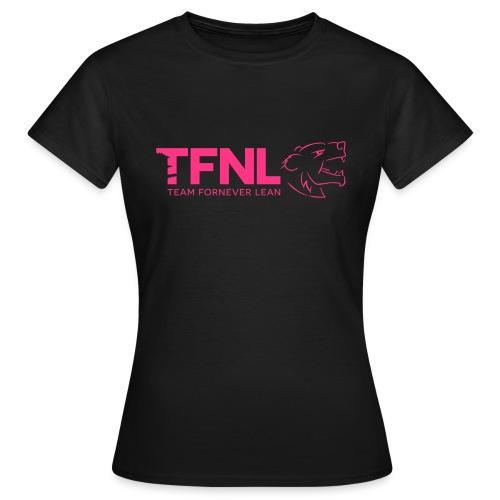 TFNL Pink Logo Tee - Women's T-Shirt