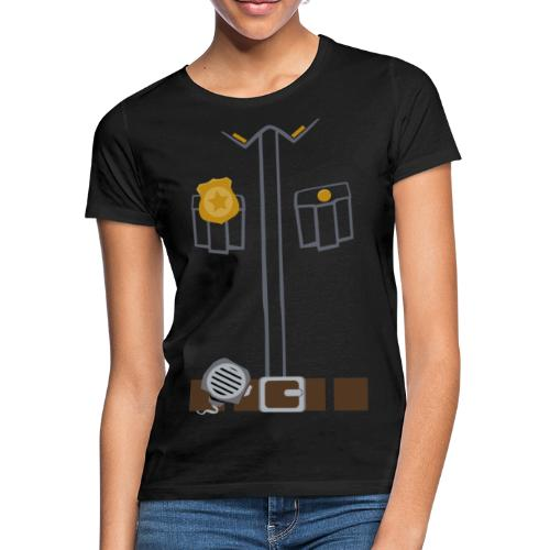 Police Tee Black edition - Women's T-Shirt