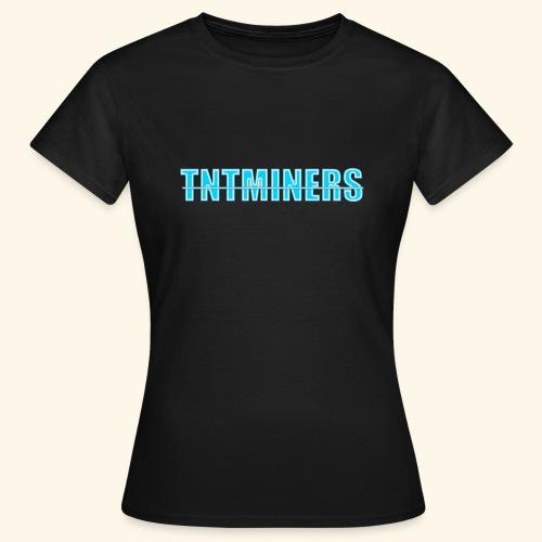 tntminers annan faerg 4 - T-shirt dam