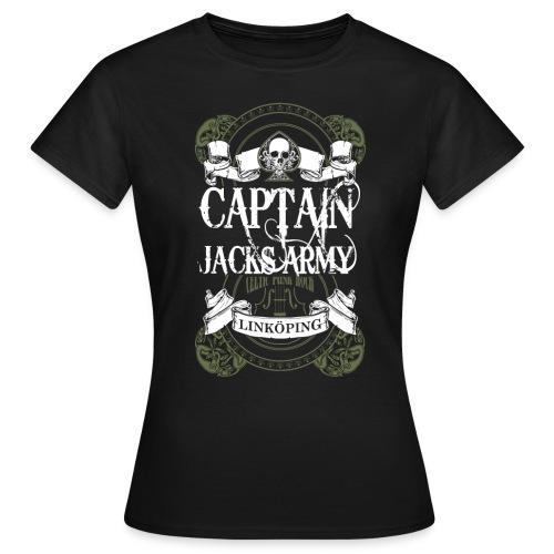 Captain Jack s Army Motiv copy kopia png - T-shirt dam