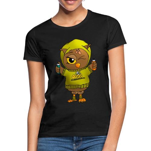 Eule KARL - Eulenclique - Frauen T-Shirt