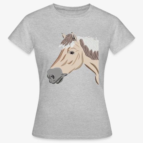 Fjord Pony - Frauen T-Shirt