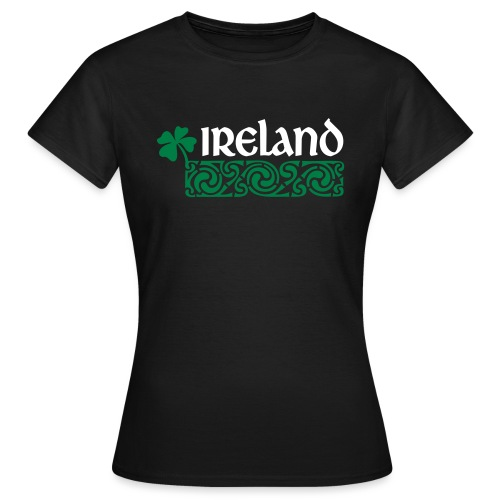 Ireland - Vrouwen T-shirt