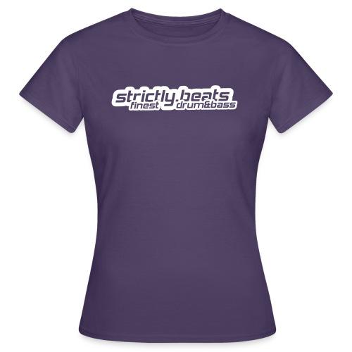 strictly flock - Frauen T-Shirt