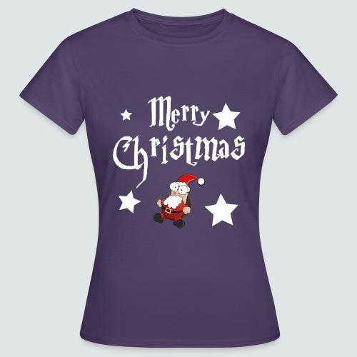 Merry Christmas - Ugly Christmas Sweater - Frauen T-Shirt
