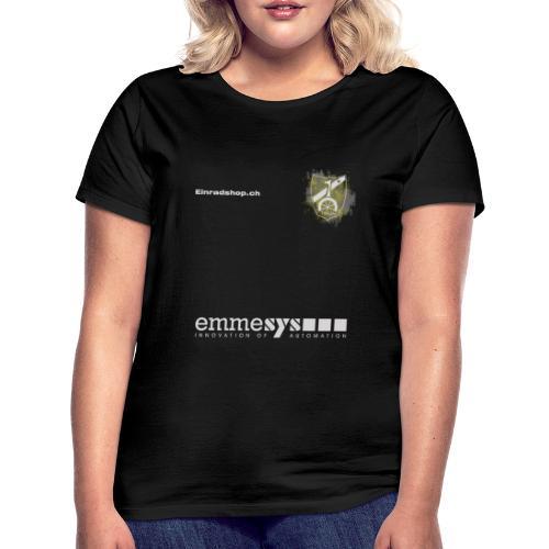 Offizielles Shirt des Einradverein Thun - Frauen T-Shirt