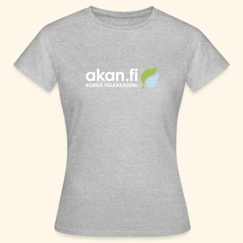 Akan White - T-shirt dam