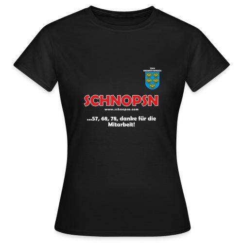 T Shirt Niederösterreich png - Frauen T-Shirt