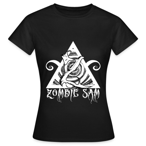 Zombie White - Women's T-Shirt