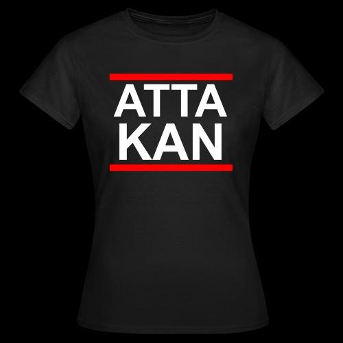 ATTAKAN SHIRT - Frauen T-Shirt
