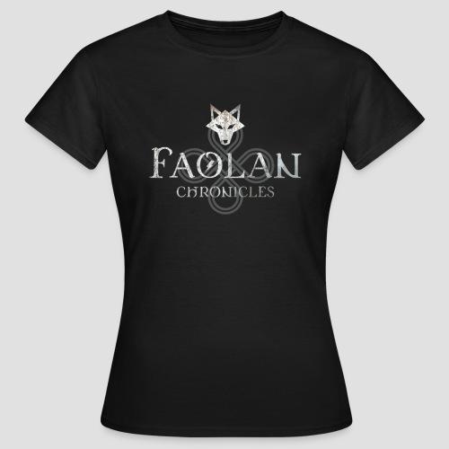 Faolan_Logo Groß - Frauen T-Shirt