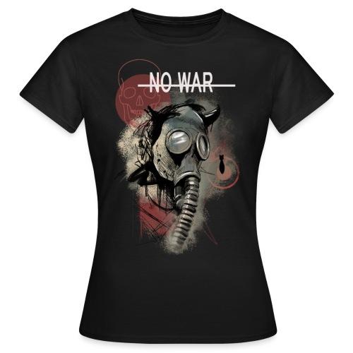 No War - Frauen T-Shirt
