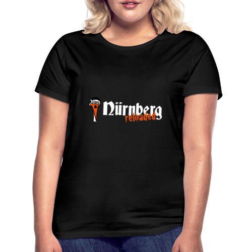 nuernbergweissohne - Frauen T-Shirt
