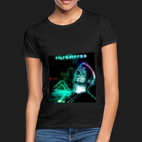 LostInMusic CRT FX - Naisten t-paita