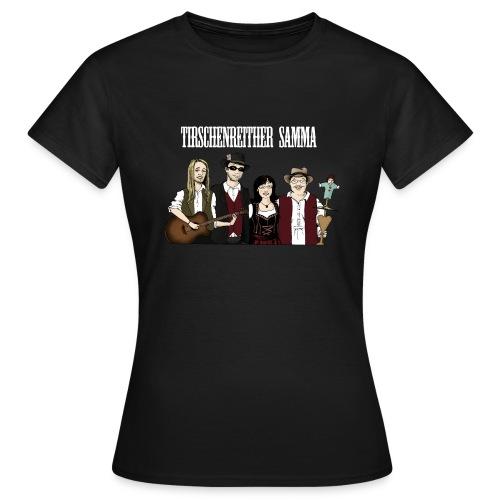 tirschenreither Spreadshirt png - Frauen T-Shirt