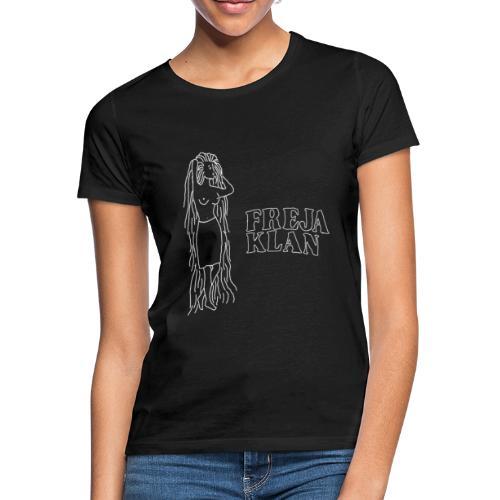 Freja Klan - Dame-T-shirt