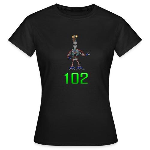 102 - T-shirt Femme