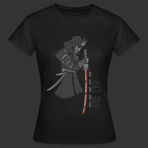 Samurai Digital Print - Women's T-Shirt